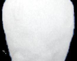 Mitón para aplicación de polvos para huellas