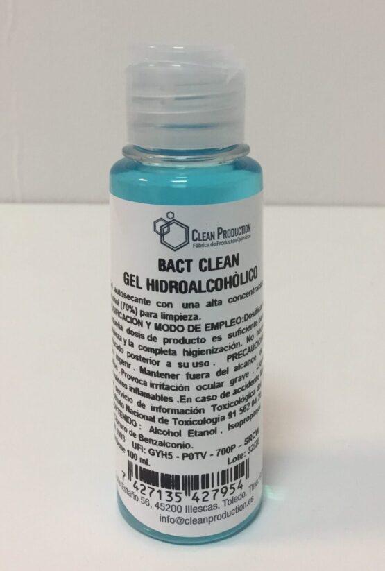 GEL HIDROALCOHOLICO con Cloruro de Benzalconio